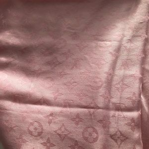 Authentic Louis Vuitton Shawl